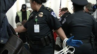 Anti-GOP Tax Bill Protesters Arrested in House