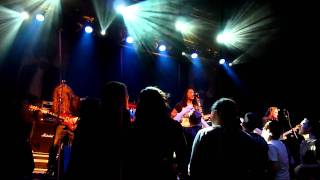 Limehouse Lizzy - Sarah (Live Waterford '11) (HD)