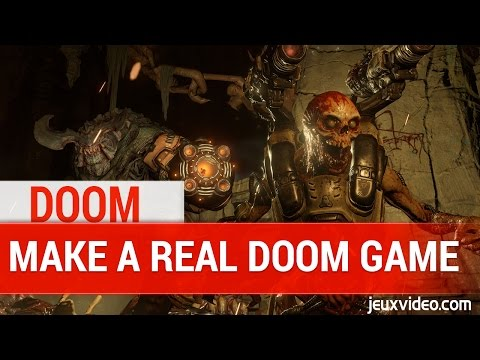 DOOM 4 : Interview iD Software - Make a real Doom game - YouTube