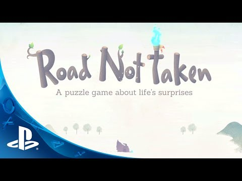 Road Not Taken | PS4™ Trailer