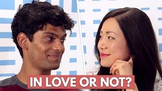 He Was Clueless, But She Didn't Stop Trying! | In Love or Not