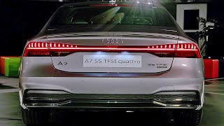 Audi A7 2018 سيارة تتميز بالقوة و السرعة و التقنيات التكنولوجيا ...