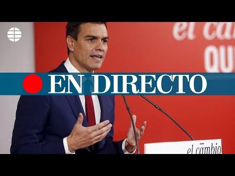 Pedro Sánchez, participa en la clausura del II Foro La Toja  EL MUNDO