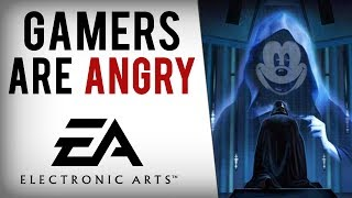 EA Cancels Another Star Wars Game, Disney MUST END EA Star Wars Deal!