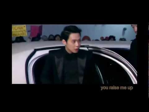 [Fanmade] Yoochun - You Raise Me Up