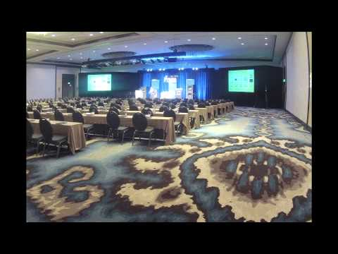2013 Maytag Commercial Meeting Setup time-lapse