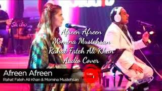 Afreen Afreen Song   Momina Mustehsan   Rahat Fateh Ali Khan   Audio Cover