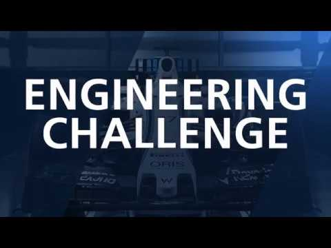 Engineering Challenge Winners 2016 Trip to Williams Trailer