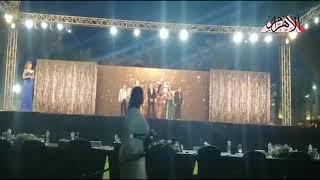 أعضاء-لجنة-تحكيم-مسابقة-ملكة-جمال-مصر-على-المسرح