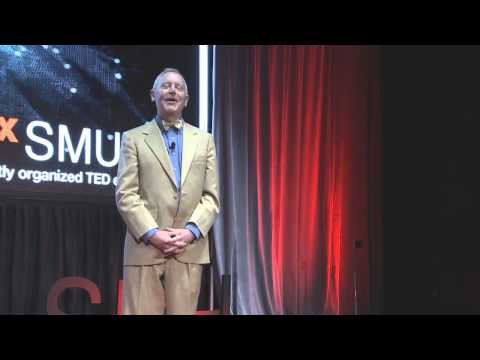Realms of Gold: Willard Spiegelman at TEDxSMU - TEDx Talks  - xQZaGrjIQos -