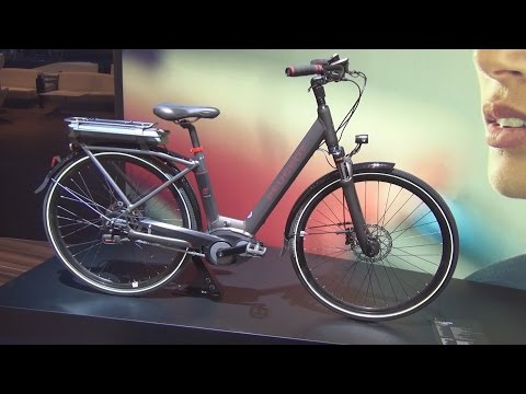 Peugeot HYbrid Bike Eco 1.100 Collection (2016) Exterior and Interior in 3D