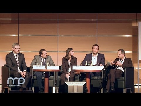 Diskussion: Digitale (R)Evolution im TV-Werbemarkt?
