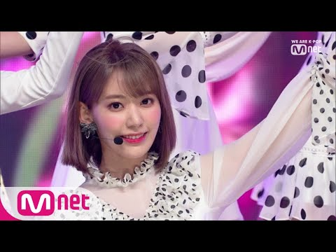 [IZ*ONE - Violeta] KPOP TV Show | M COUNTDOWN 190418 EP.615