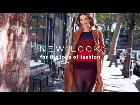 newlook.com & New Look Promo Code video: New Look | for the love of fashion