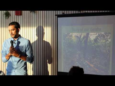 Raul Perez from La Soledad @ Intelligentsia Wicker Park