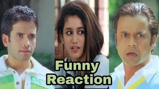 Celebrities Reaction On Priya Prakash Varrier Viral Wink | Oru Adaar Love | priya varrier video