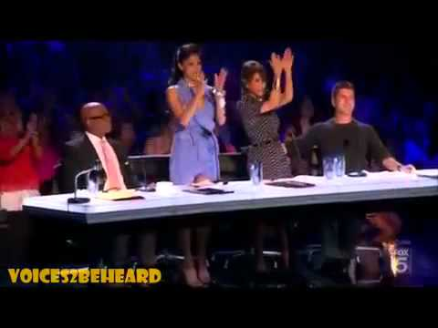 Baixar The X Factor USA - Melanie Amaro Audition Listen  Beyonce 9/22/11