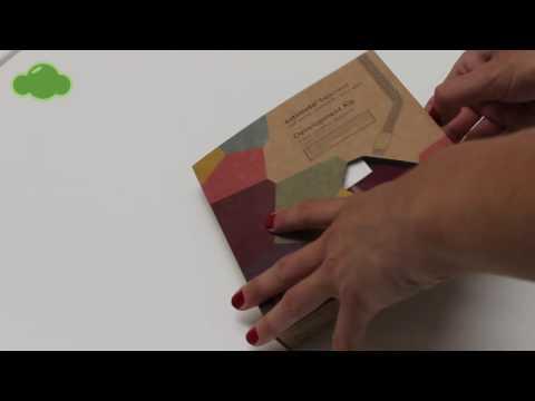 Unboxing Estimote Beacons Development Kit
