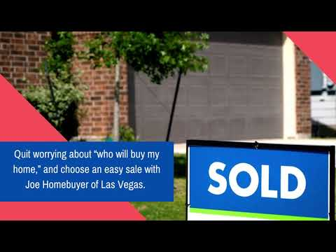 Find Someone to Buy Your House in Las Vegas