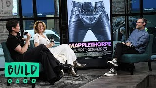 "Matt Smith & Ondi Timoner Speak On The Film, ""Mapplethorpe"""