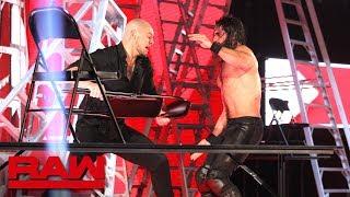 Rollins vs. Corbin - Intercontinental Title Tables, Ladders & Chairs Match: Raw, Dec. 10, 2018