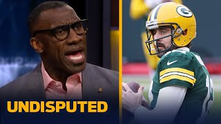 Aaron Rodgers holds all the power in Green Bay following NFC Championship loss | NFL | UNDISPUTED