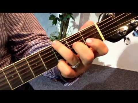 Acordes para guitarra del himno Comprado Por Sangre de Cristo