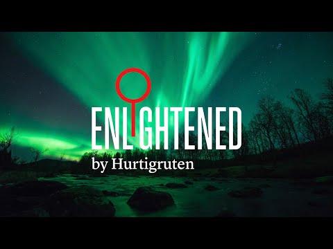 Hurtigruten | Aurores boréales : Mythes et Légendes
