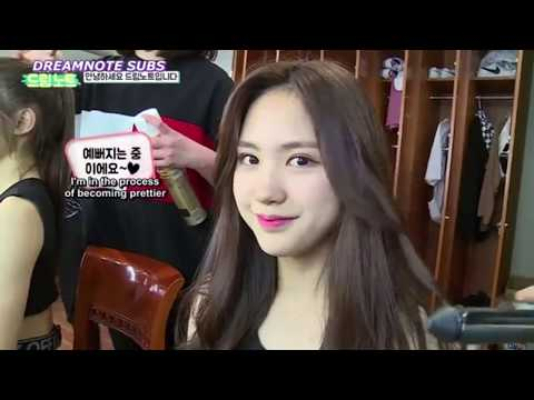 [Dream note 드림노트] Park SOOMIN CUTE AND FUNNY MOMENTS || Try not to fall in love with Park Sumin