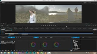 Adobe SpeedGrade CC - Shot Matching