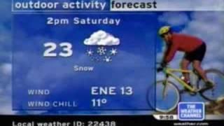 TWC IntelliStar - Jan 22 2005 9:58 am et