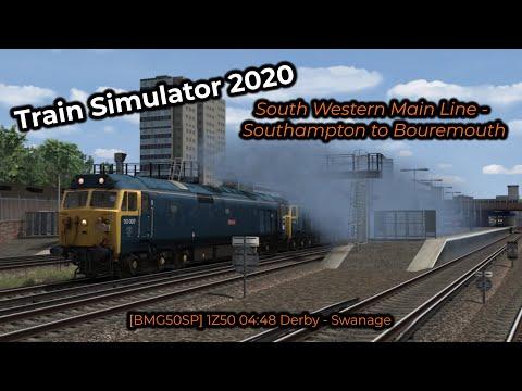 [BMG50SP] 1Z50 04:48 Derby - Swanage