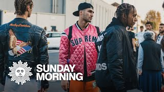 Streetwear, the latest trend in street fashion