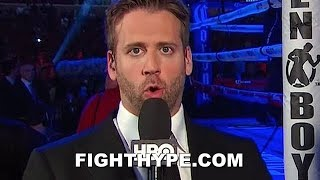 MAX KELLERMAN REACTS TO CANELO BEATING GOLOVKIN IN REMATCH: