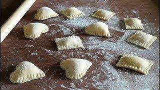 Italian Homemade Ricotta Ravioli Recipe