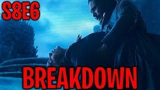 Season 8 Episode 6 Explained ! | Game of Thrones Season 8 Episode 6