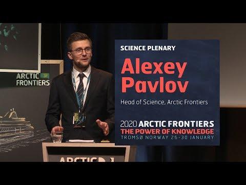 Science Plenary  - Alexey Pavlov - Welcome