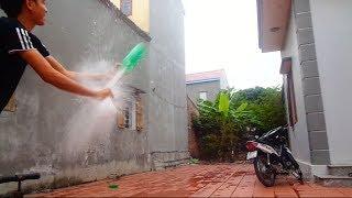 PHD   Tên Lửa Nước ( Rocket Watter )