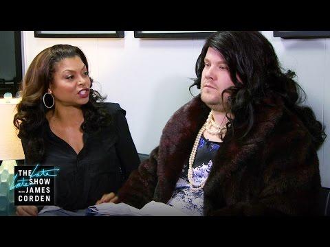 Taraji P. Henson's Audition for Cookie Lyon