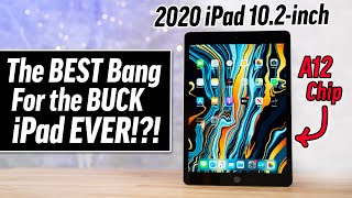 "DEFINITELY Buy the New 2020 Budget 10.2"" iPad!"