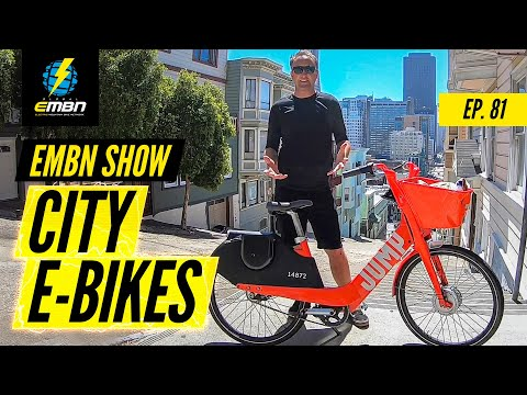 Are City E-bikes Fun? | EMBN Show Ep. 81