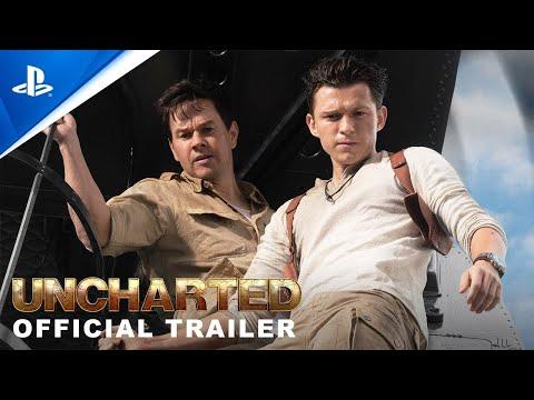 UNCHARTED - Offizieller Trailer