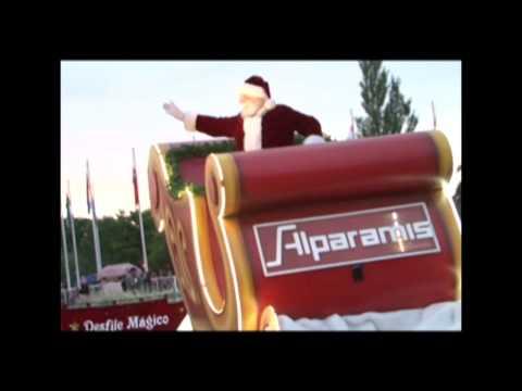 Desfile Mágico Alparamis 2014, sábado 22 de noviembre
