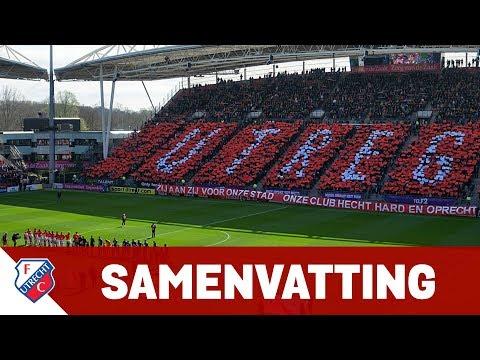 SAMENVATTING | FC Utrecht vs. Feyenoord