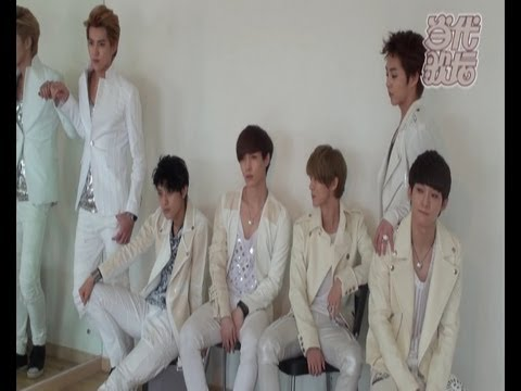 EXO-M_当代歌坛 (Dangdaigetan)_Magazine Making Film 2