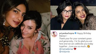Priyanka Chopra's HEARTWARMING birthday wish for mother-in..