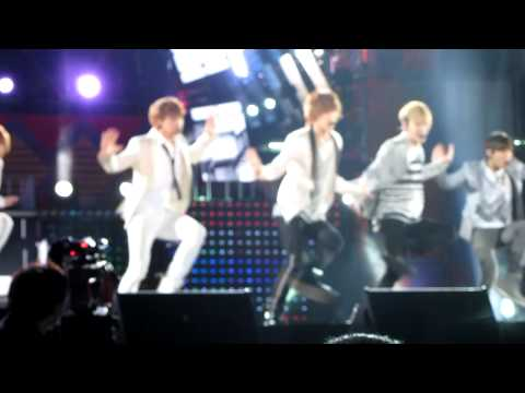2012.4.7 SHINee @ 2012 KMW in Bangkok...