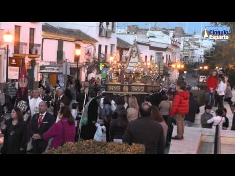 Procesión de la Virgen del Rosario de Carmona