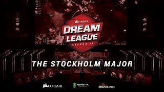 Dreamleague Stockholm | Secret  vs VG | Caster: 307