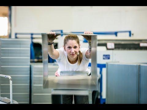Sandra - Bli Ventilationsmontör